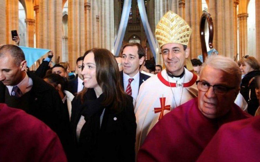 Con el guiño de Vidal, Fernández confirma entronización de popular virgen de Salta en La Plata