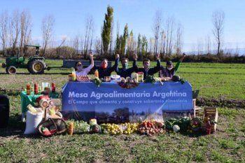 el otro campo: lanzaron la mesa agroalimentaria argentina