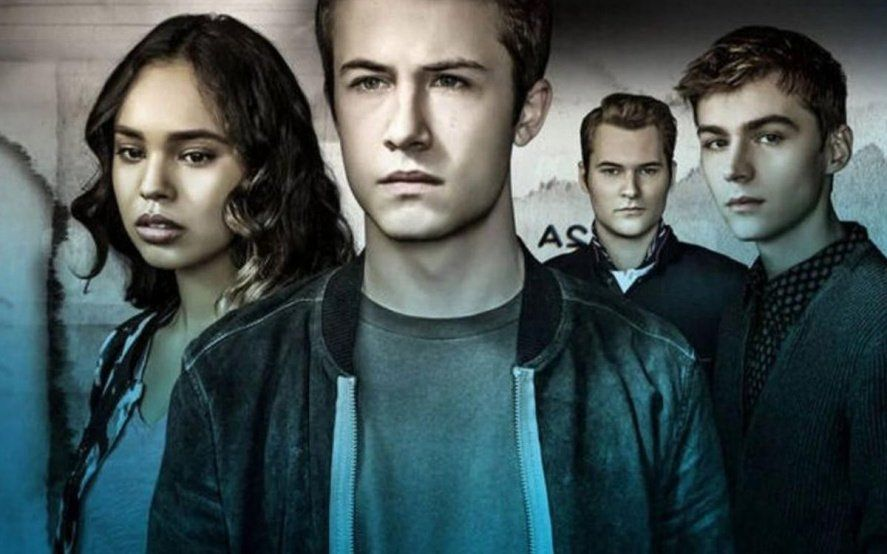13 reasons why estrenó su cuarta y última temporada en Netflix