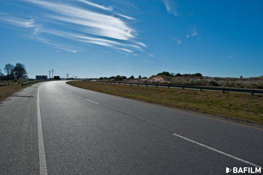 El Gobierno realizará una obra de defensa costera en la Ruta 11 (foto archivo)