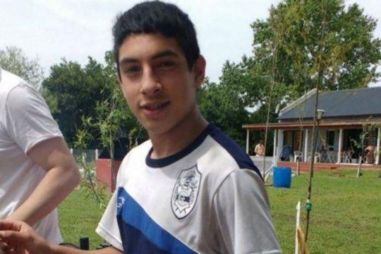 Nicoás Pérez Gatti tenía 19 años y en octubre de 2019 lo mataron de un balazo