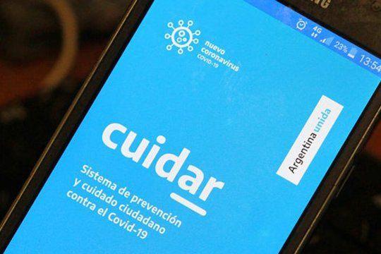 Los trabajadores esenciales deberán tramitar el permiso de circulación en la web o con la app cuidAR.