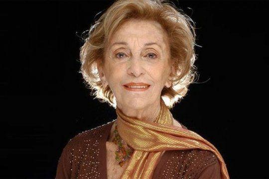 HIlda Bernard festeja hoy sus 100 años.