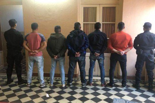 la masacre de san miguel del monte: pidieron la prision preventiva para los 13 imputados