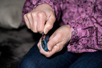 La jubilada estafada tiene 77 años. Todo fue en calle 7 al 700