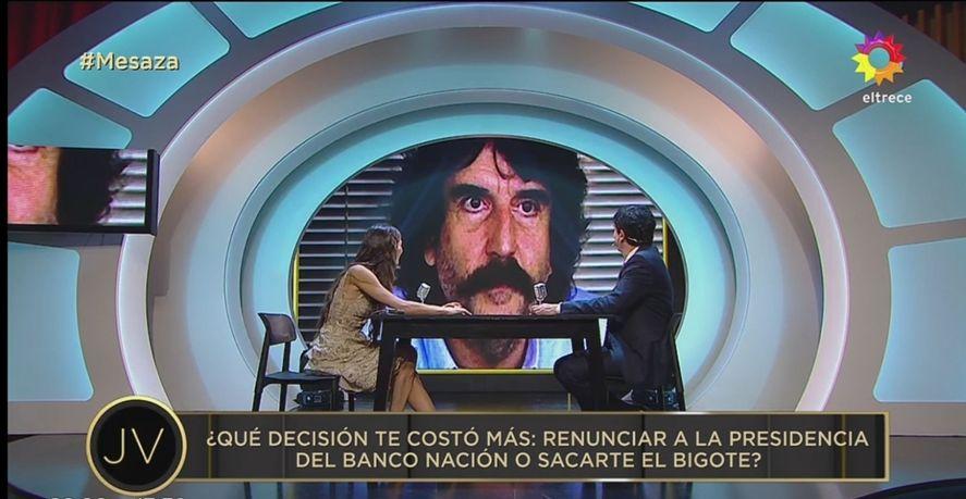 Denuncia de Melconian a Macri que Juana Viale (quizás) no entendió