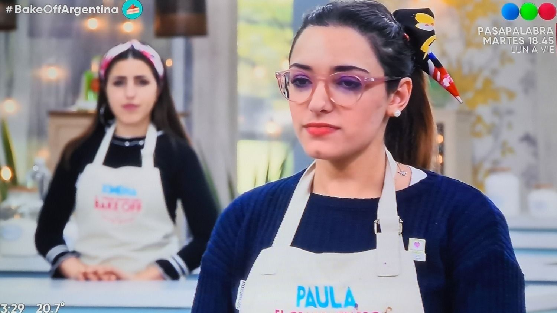 Paula de Bake Off y una fuerte revelación sobre su salud