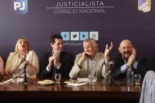 con apoyo a alberto fernandez, el pj nacional le puso fecha a la eleccion para renovar sus autoridades
