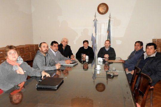 villegas: municipales acordaron un adicional del 5% y preparan pedido de categorizacion de los aumentos