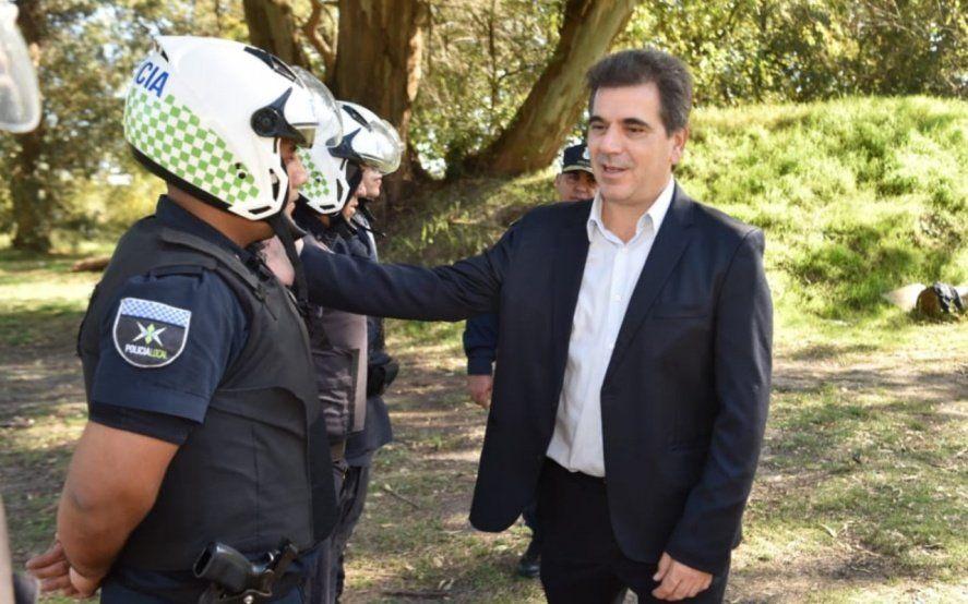 Desafectaron a los policías que participaron de la persecución que terminó en tragedia en San Miguel del Monte
