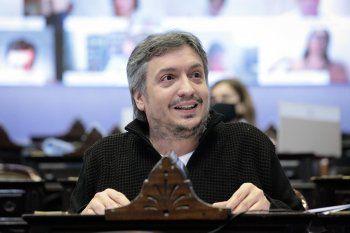 Máximo Kirchner podría ser elegido presidente del PJ bonaerense en mayo
