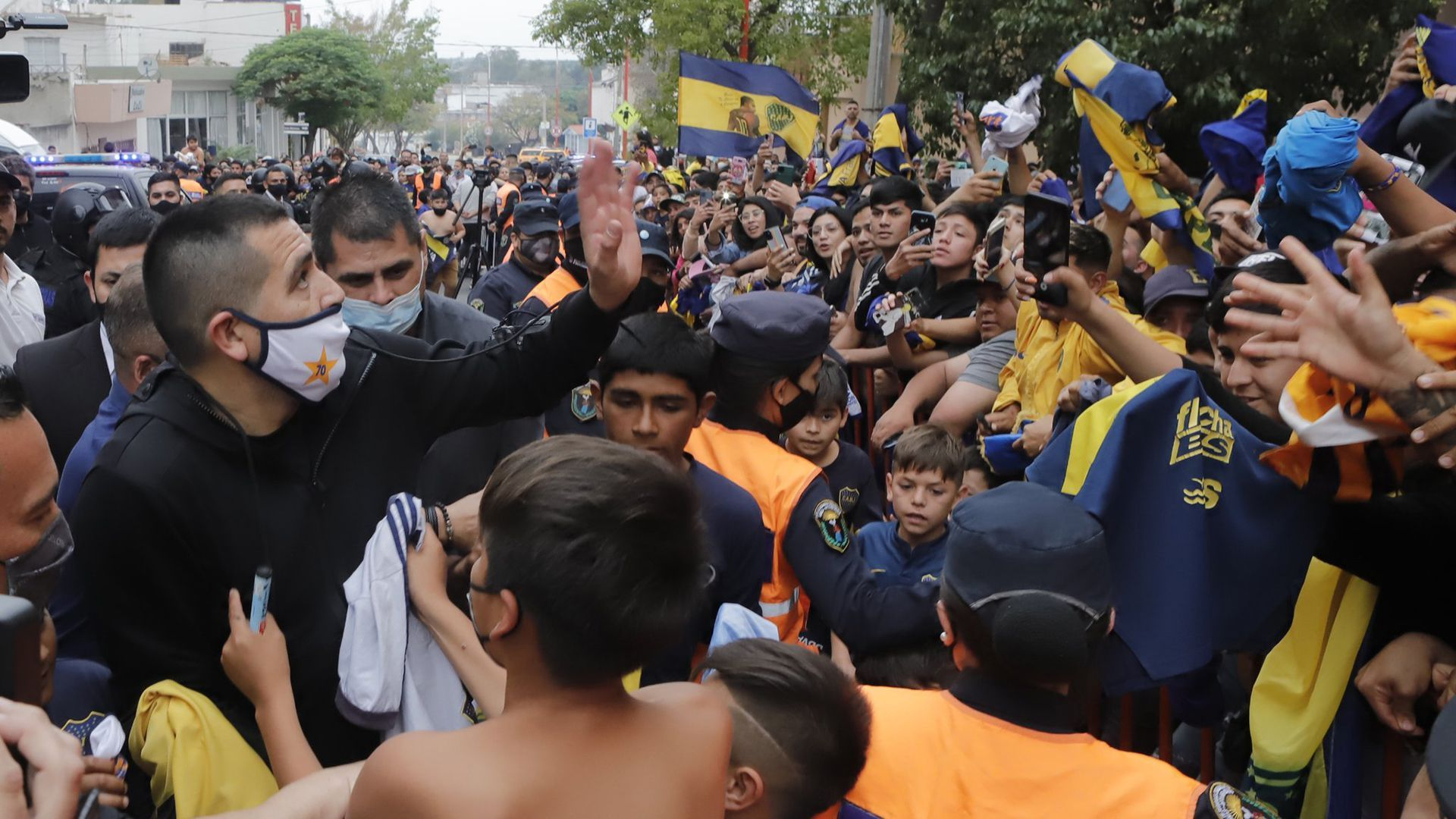 copa argentina: boca es semifinalista, pero la figura fue juan roman riquelme
