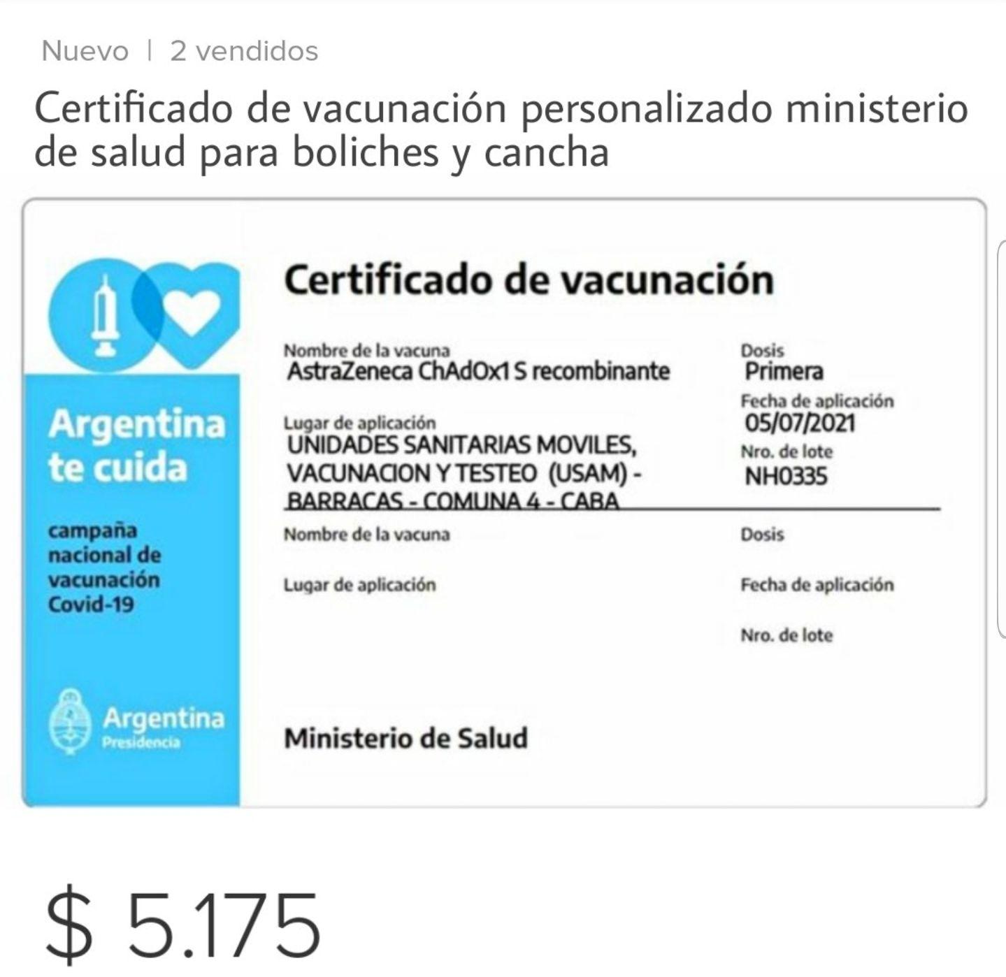 luis majul creyo una publicacion falsa sobre certificados truchos