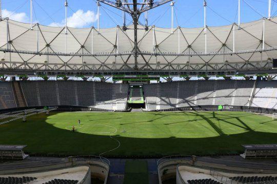 El estadio Ciudad de La Plata fue rebautizado con el nombre de Diego Armando Maradona