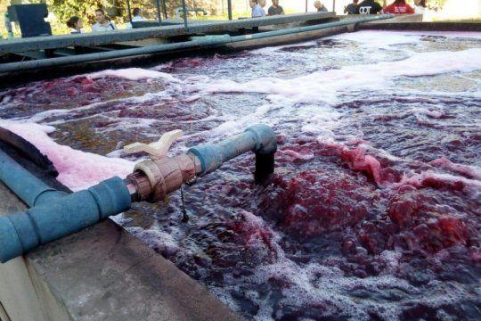 tigre clausuro una fabrica de alfombras por contaminacion del rio reconquista