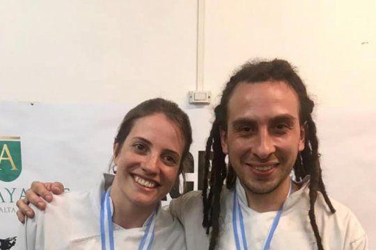 orgullo platense: estudiantes de la carrera de chef se consagraron en una olimpiada nacional de cocina
