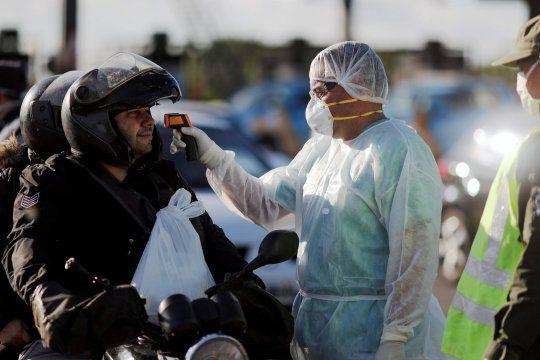 Coronavirus récord: 20 mil nuevos contagios