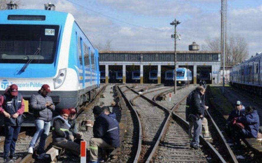 Tren Sarmiento: Se levantó el paro que regía desde anoche