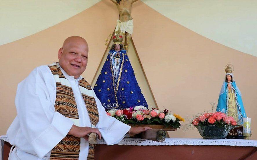 """Dolor por la muerte del padre """"Bachi"""", el cura villero de La Matanza"""