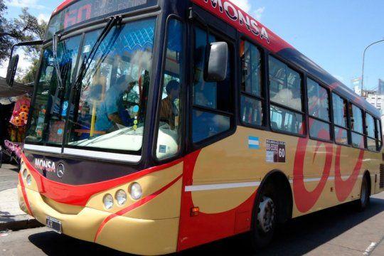 el gobierno dispuso cambios en la linea 60: conoce como sera el recorrido de sus ramales