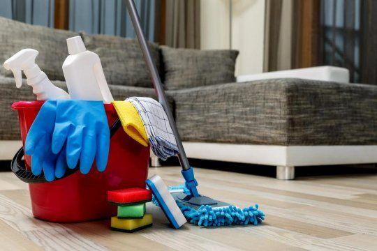 Las trabajadoras de casas particulares de todo el país son alcanzadas por el aumento.
