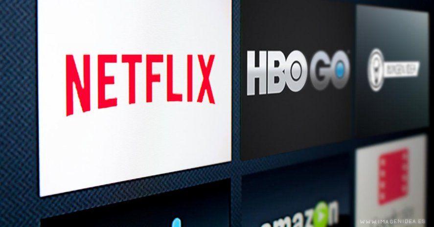 ¿Netflix o HBO Go?