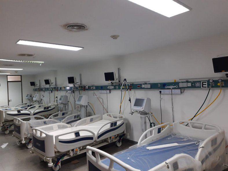 El nuevo tratamiento podría evitar que los pacientes requieran de ventilación mecánica