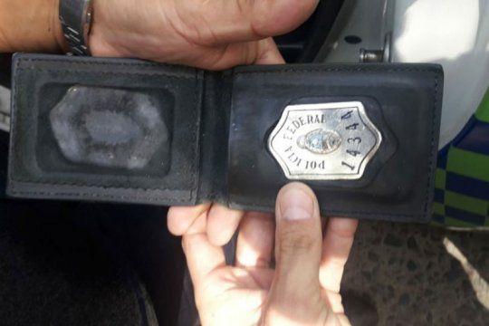 moreno: dos policias, uno de la federal y otro de caba, asaltaron una inmobiliaria