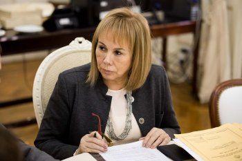 Nidia Moirano, senadora de JXC apuntada por las vacunas VIP