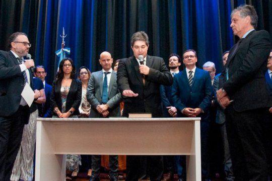 kulfas le pidio la renuncia al secretario de energia, sergio lanziani