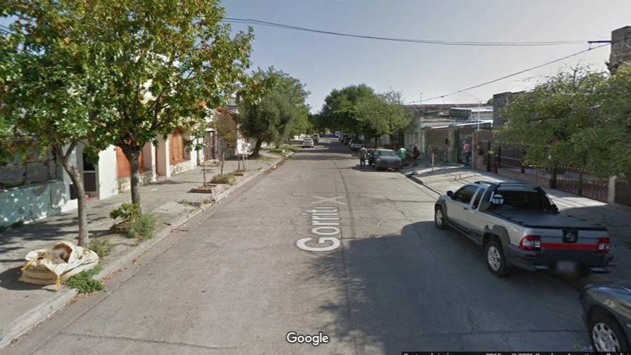 El robo fue en la calle Gorriti al 1100. La pareja estaba en el quincho