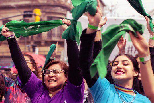 La sentada por el aborto legal tendrá lugar este miércoles en distintos puntos del país (Foto: MuMaLá Nacional)