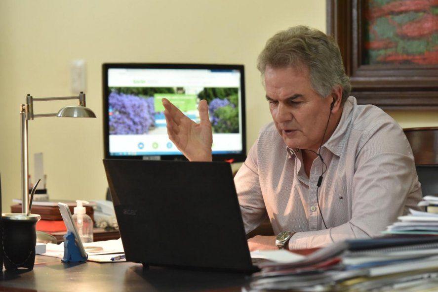 Bahía Blanca: Héctor Gay pidió a la Provincia pasar a Fase