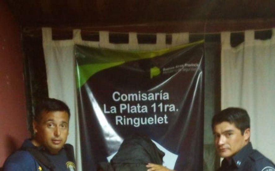 La Plata: dos motochorros asaltaron una carnicería y uno fue detenido tras una persecución