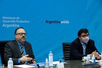 El Gobierno puso en marcha el Acuerdo Económico y Social junto a empresarios y sindicalistas