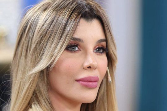 charlotte caniggia demandara a bendita por hablar sobre su depresion