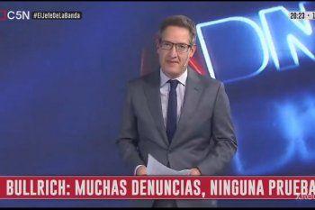 El periodista Tomás Méndez, que desde hace años conducía su ciclo ADN en las noches de C5N, fue despedido minutos después de organizar un móvil que provocó un cacerolazo a favor de Patricia Bullrich