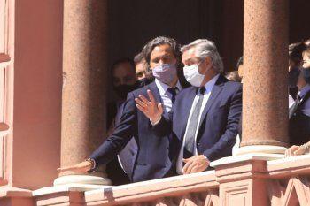 El Gobierno apunta contra Larreta, pero hay ruido interno con Frederic por el velorio de Diego Maradona.