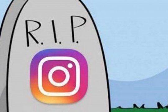 ¡momentos de tension en las redes! se cayo instagram y los memes invadieron twitter