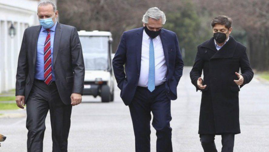 Sergio Berni no renunciaría al Ministerio de Seguridad