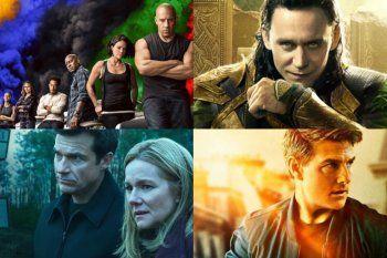 Con lanzamientos, últimas temporadas, series de Marvel y regresos muy esperados, habrá muchos estrenos para el 2021.