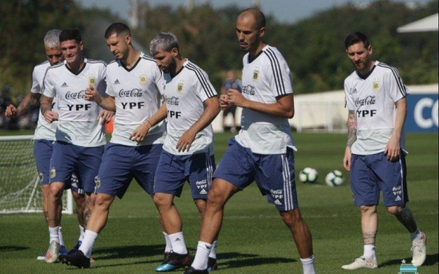 Copa América: Antidóping sorpresa y último ensayo de Argentina pensando en Brasil