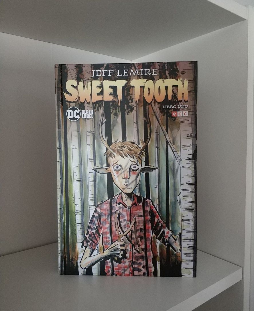 Sweet Tooth: la confesión de Jeff Lemire, creador de la serie