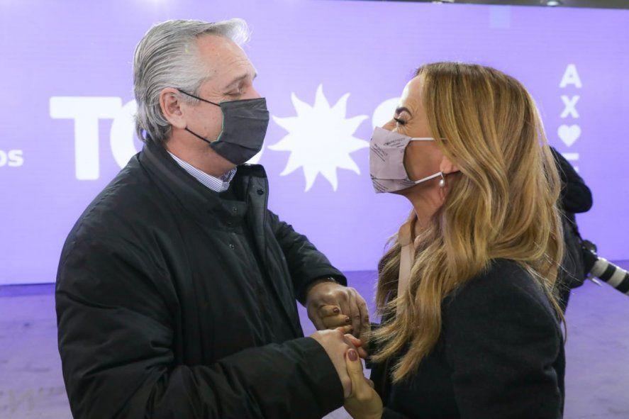 Victoria Tolosa Paz acató la régla ética de Alberto Fernández porque será candidata en estas elecciones
