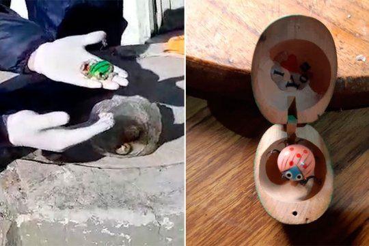 El amuleto de Facundo hallado en una sede policial