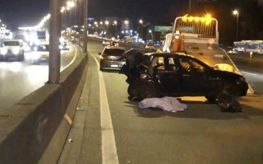 Vicente López: una camioneta chocó a un auto de alquiler en la Panamericana y murió la pasajera