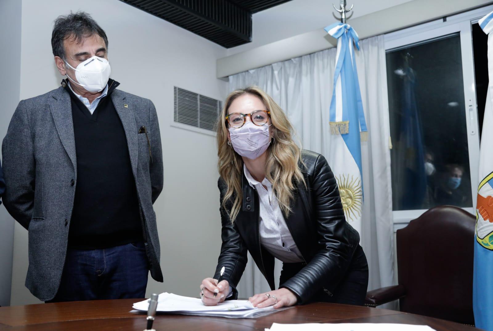 Elecciones: Maite Alvado, tras el cierre de listas en Bahía Blanca