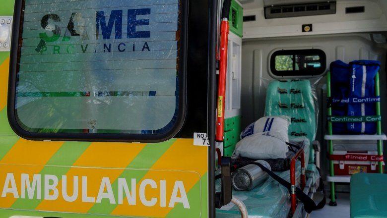 La Plata: un motociclista perdió la vida en un accidente