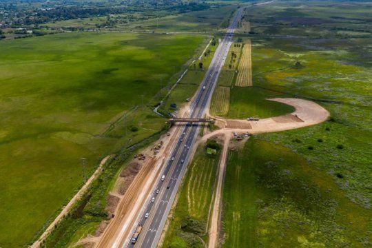 el mapa de los cortes en la autopista la plata ? buenos aires: dias, horarios y desvios