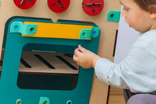 juguetes inclusivos: conoce ikitoi, una nueva linea de juguetes libres de genero